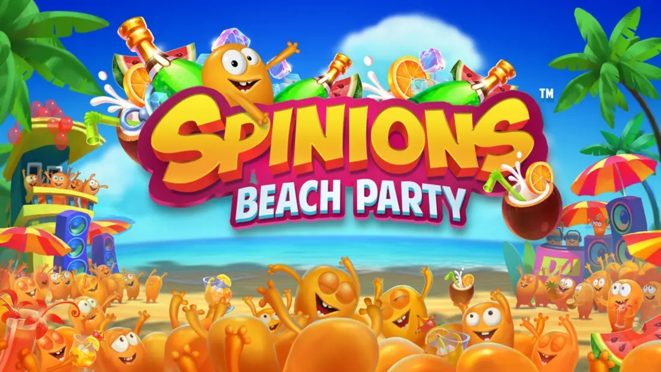 The Spinions Online Slot Demo Game by Quickspin