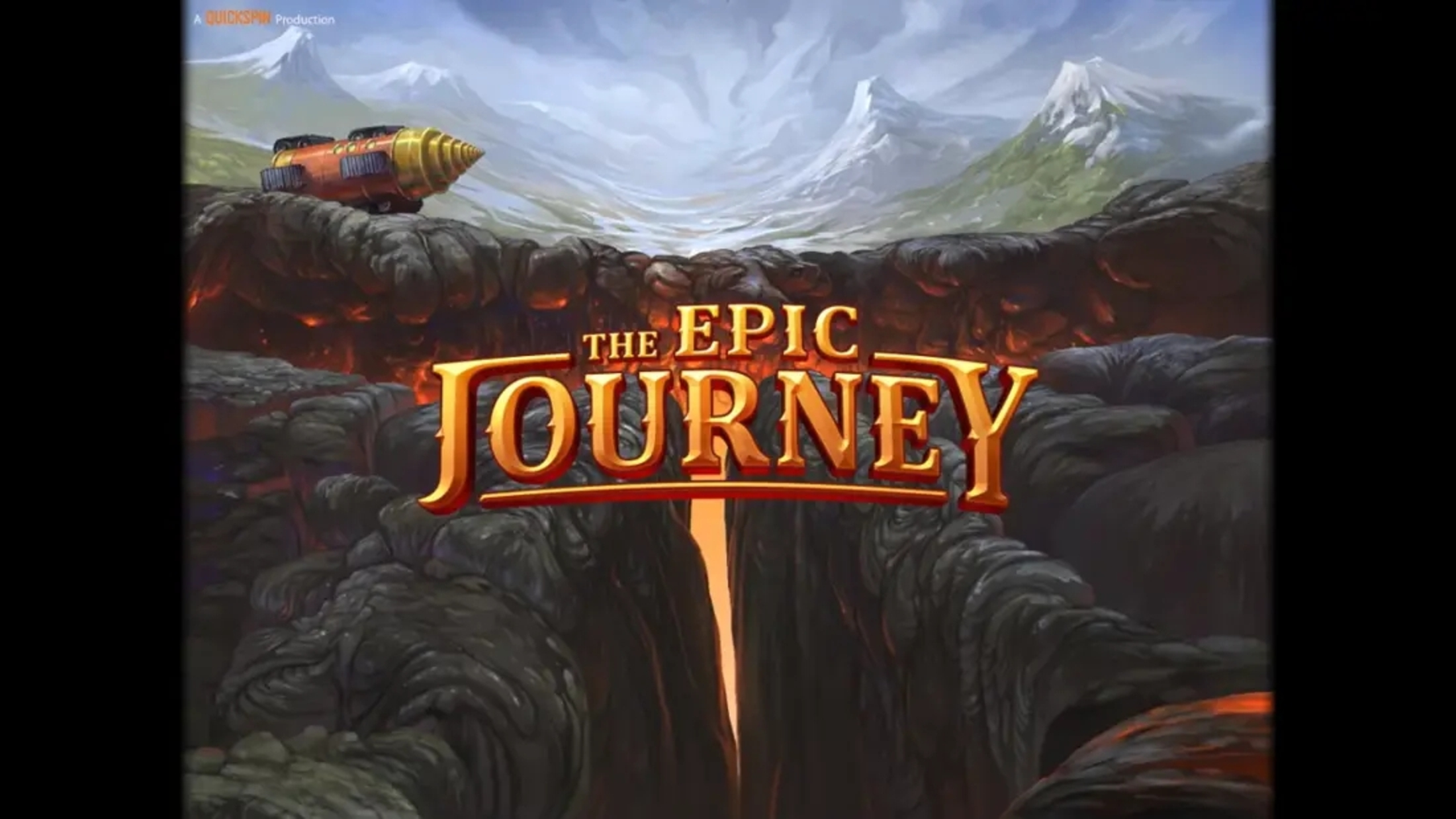 The The Epic Journey (Quickspin) Online Slot Demo Game by Quickspin