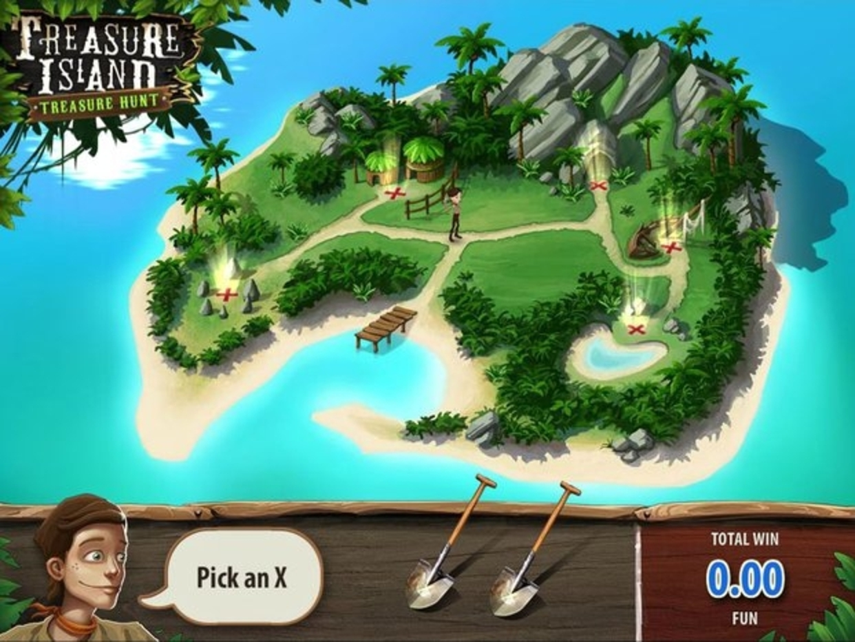 The Treasure Island (Quickspin) Online Slot Demo Game by Quickspin