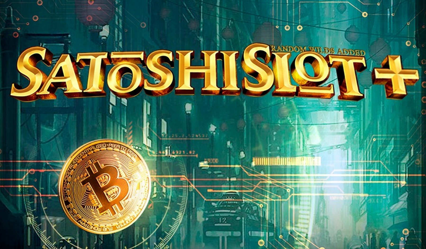 The SatoshiSlot HTML Online Slot Demo Game by Rakki
