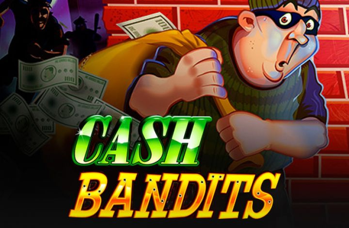 The Cash Bandits Online Slot Demo Game by Real Time Gaming