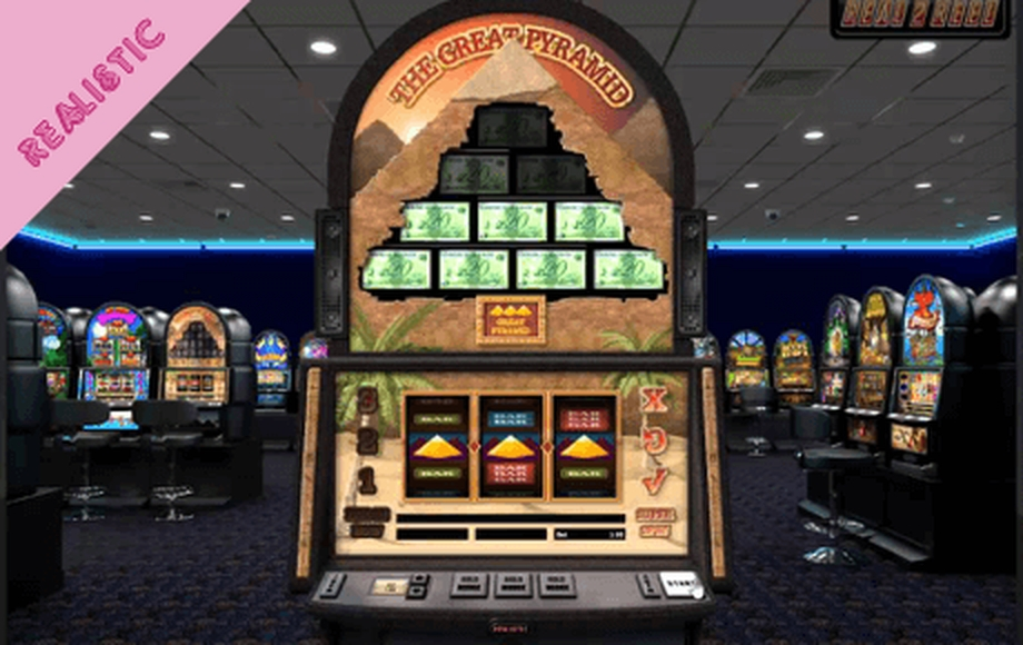 The The Great Pyramid Online Slot Demo Game by Realistic
