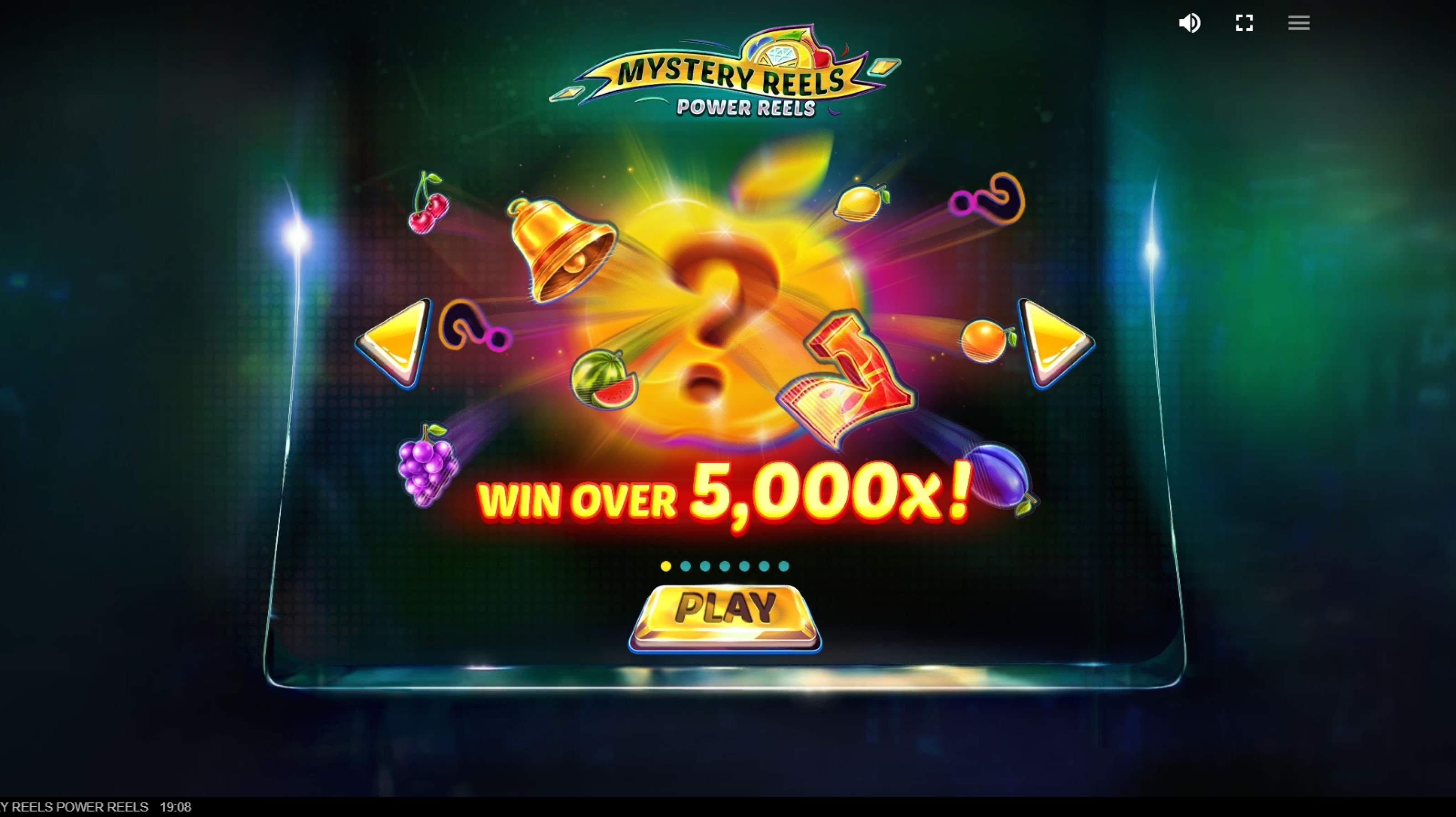 Play Mystery Reels Power Reels Free Casino Slot Game by Red Tiger Gaming