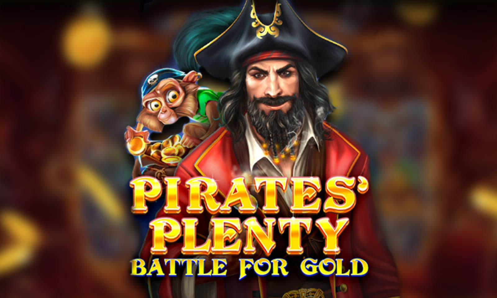 The Pirates Plenty Battle for Gold Online Slot Demo Game by Red Tiger Gaming