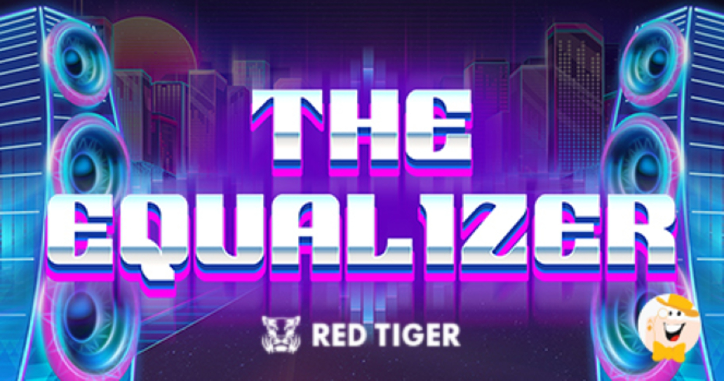 The The Equalizer Online Slot Demo Game by Red Tiger Gaming