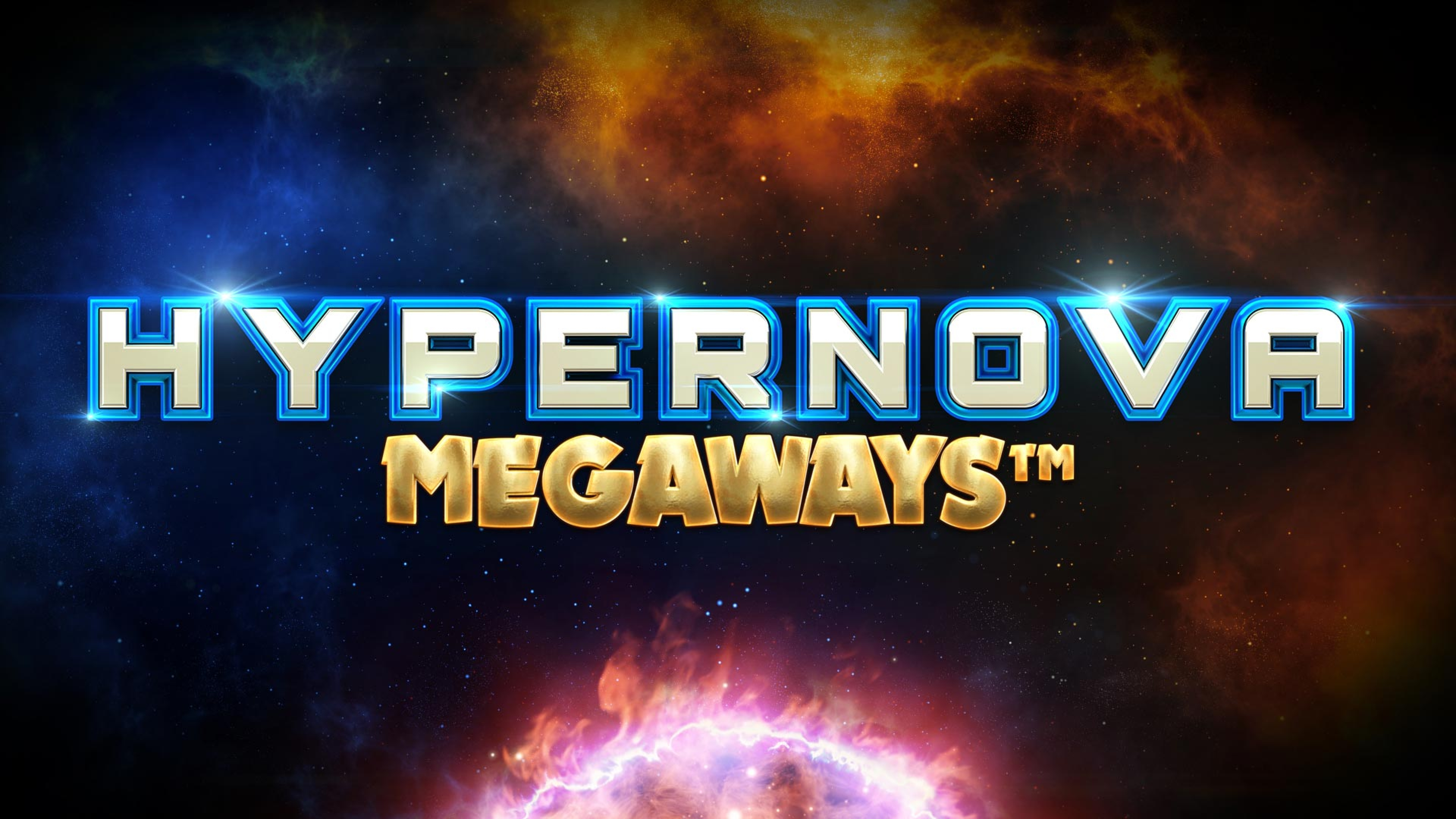 Reels in Hypernova Megaways Slot Game by Reel Play