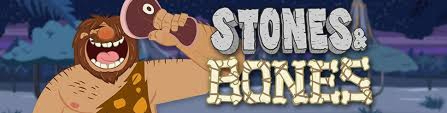 The Stones and Bones Online Slot Demo Game by saucify