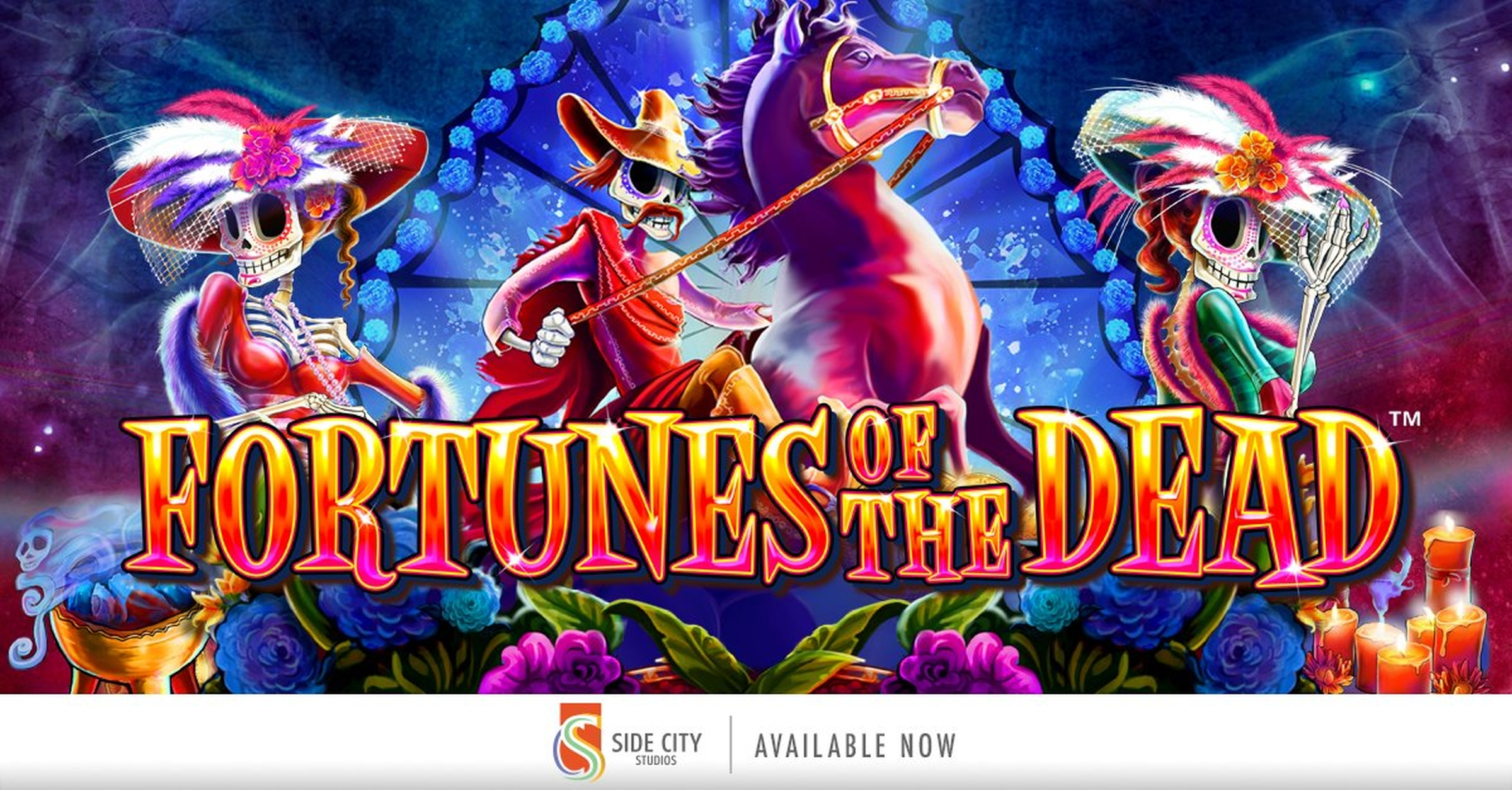 The Fortunes of the Dead Online Slot Demo Game by Side City