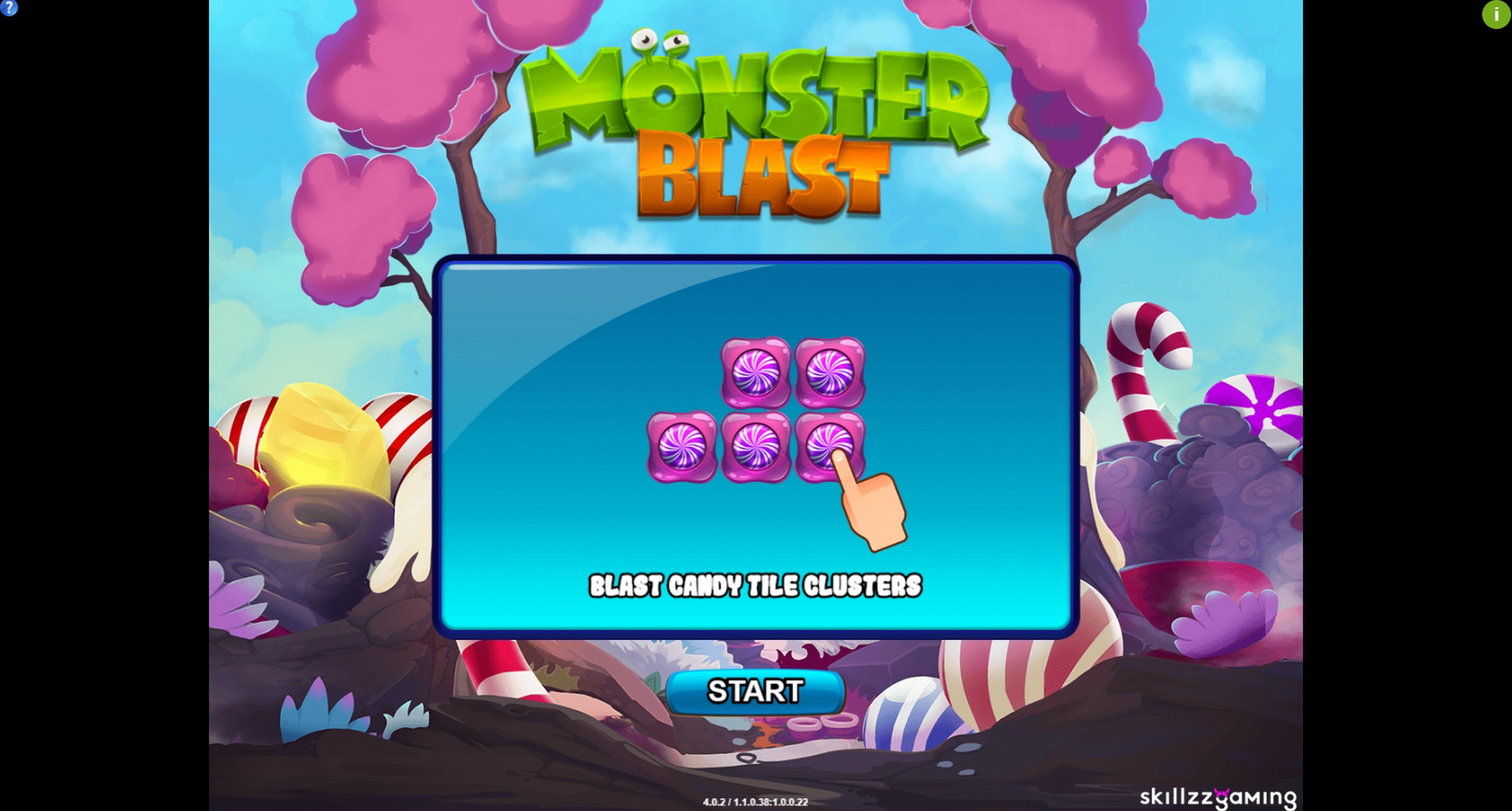 Play Monster Blast Free Casino Slot Game by Skillzzgaming