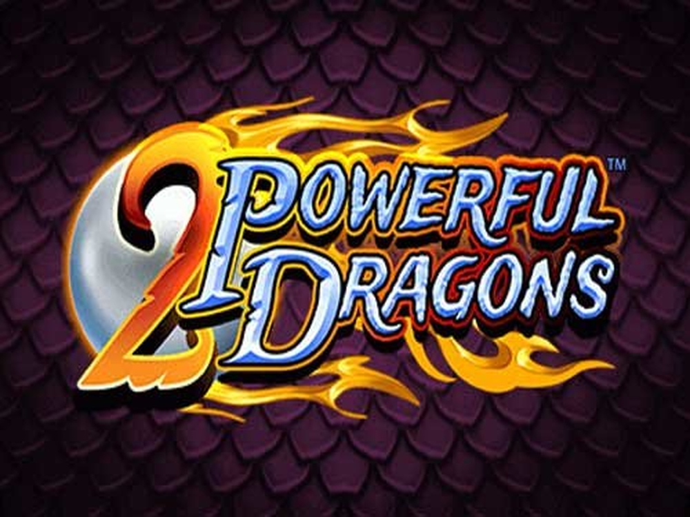 Win Money in 2 Powerful Dragons Free Slot Game by Skywind