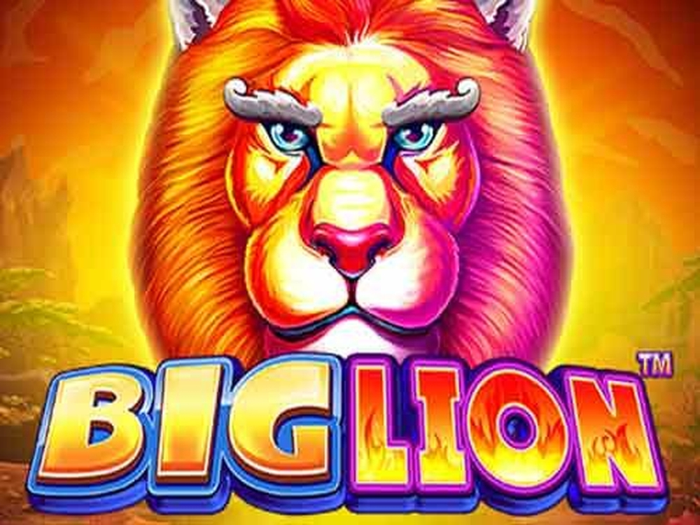 Win Money in Big Lion Free Slot Game by Skywind