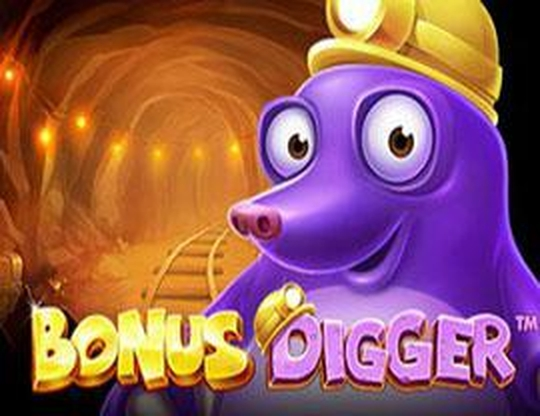 Win Money in Bonus Digger Free Slot Game by Skywind