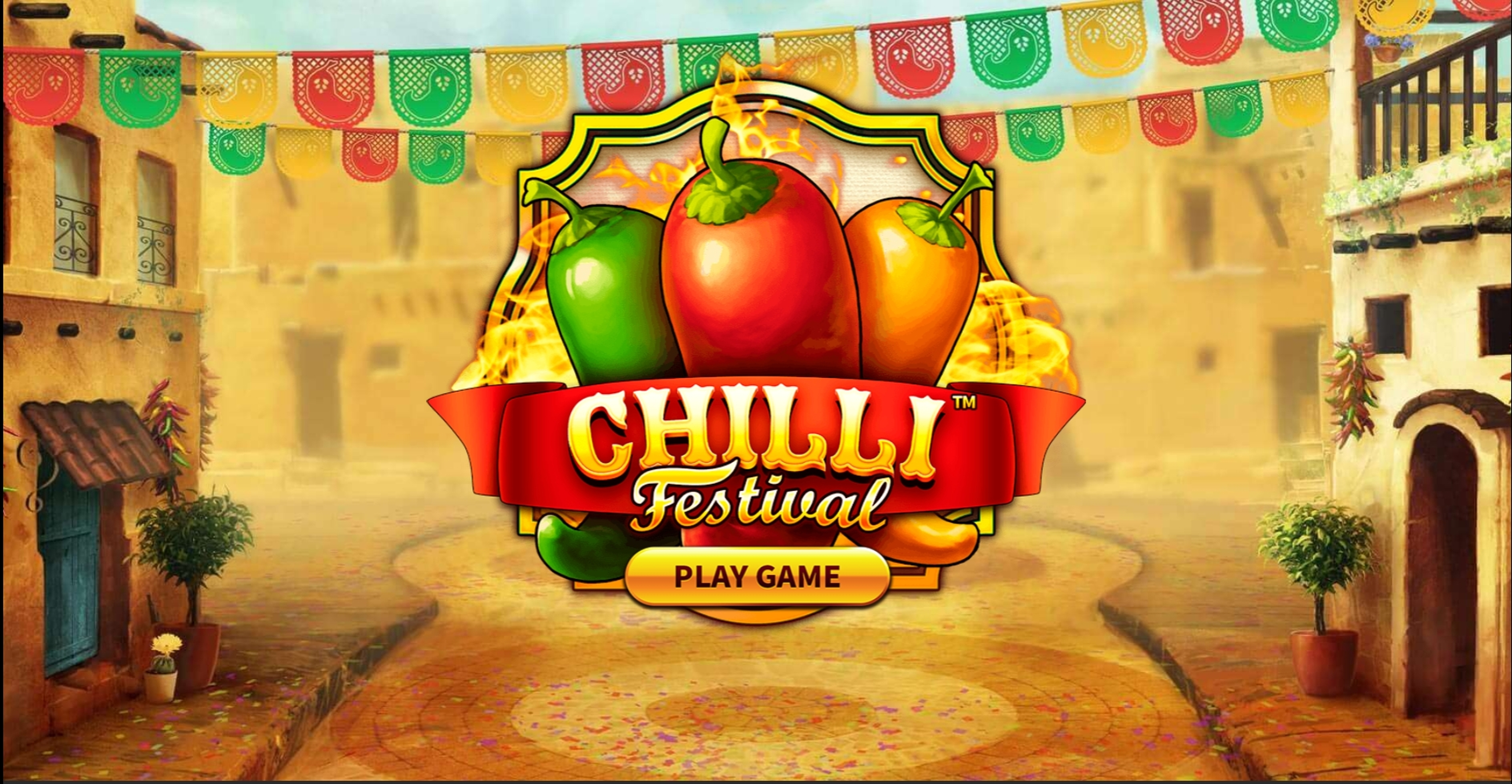 Win Money in Chilli Festival Free Slot Game by Skywind
