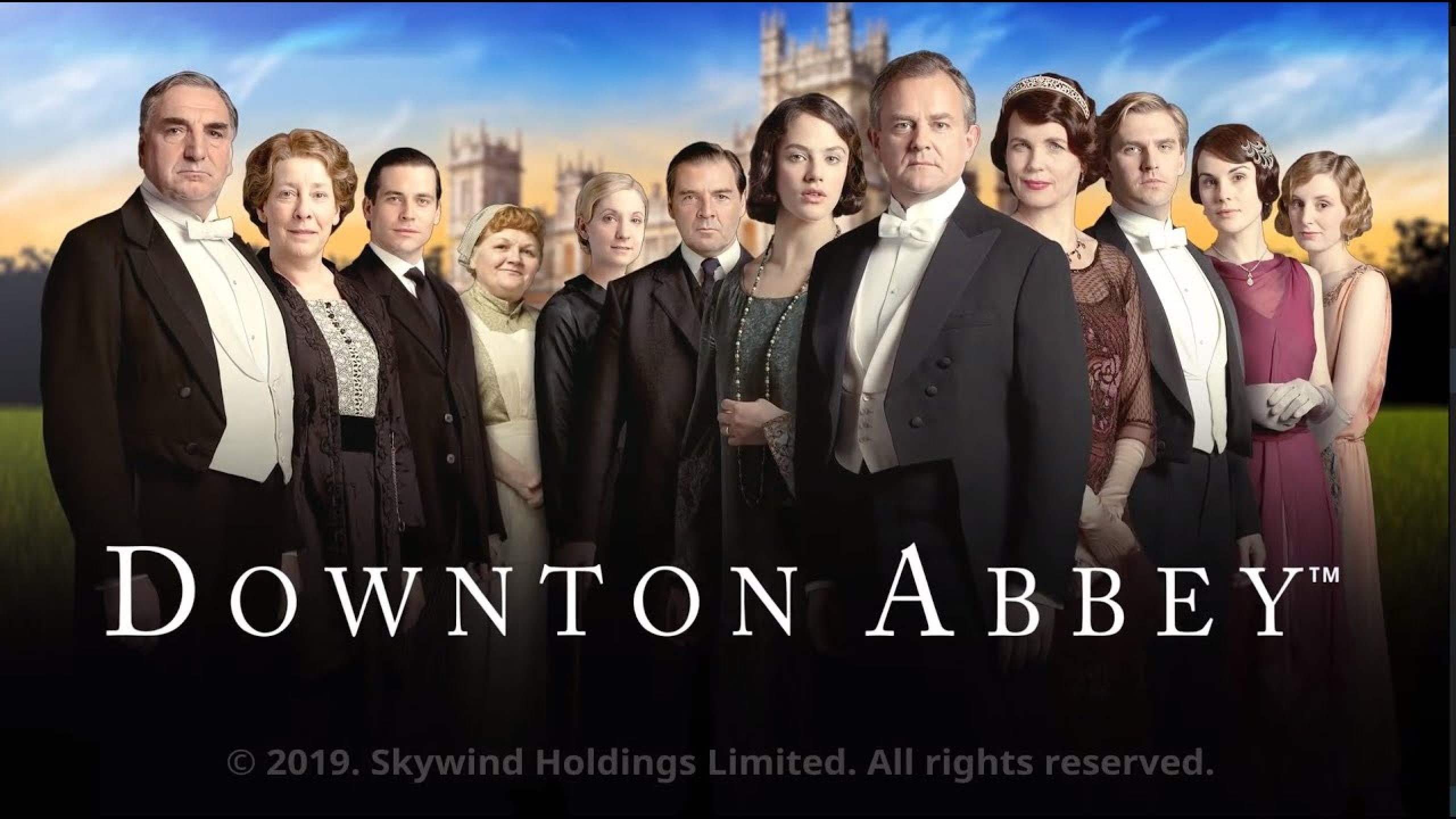 Win Money in Downton Abbey Free Slot Game by Skywind