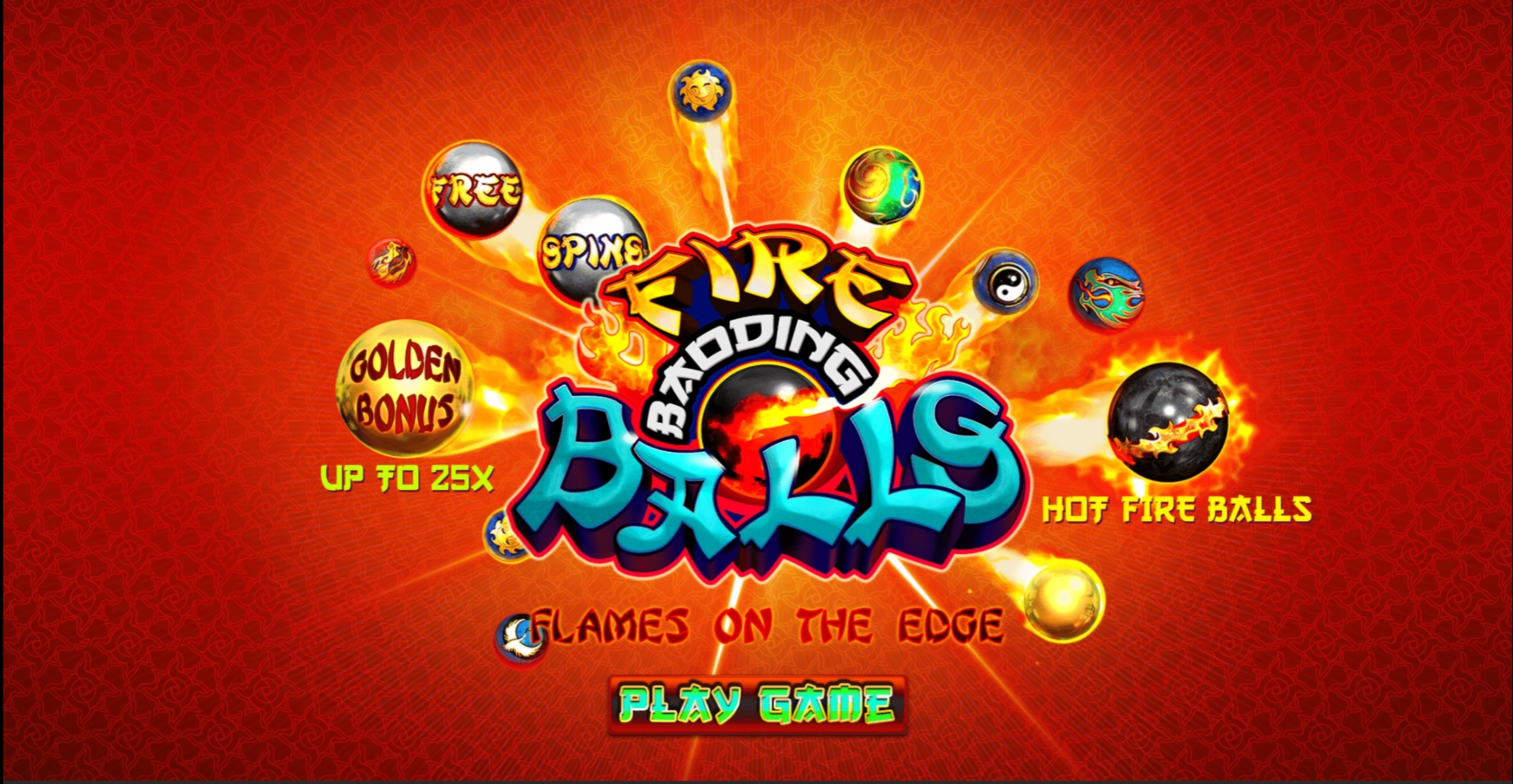 Win Money in Fire Baoding Balls Free Slot Game by Skywind