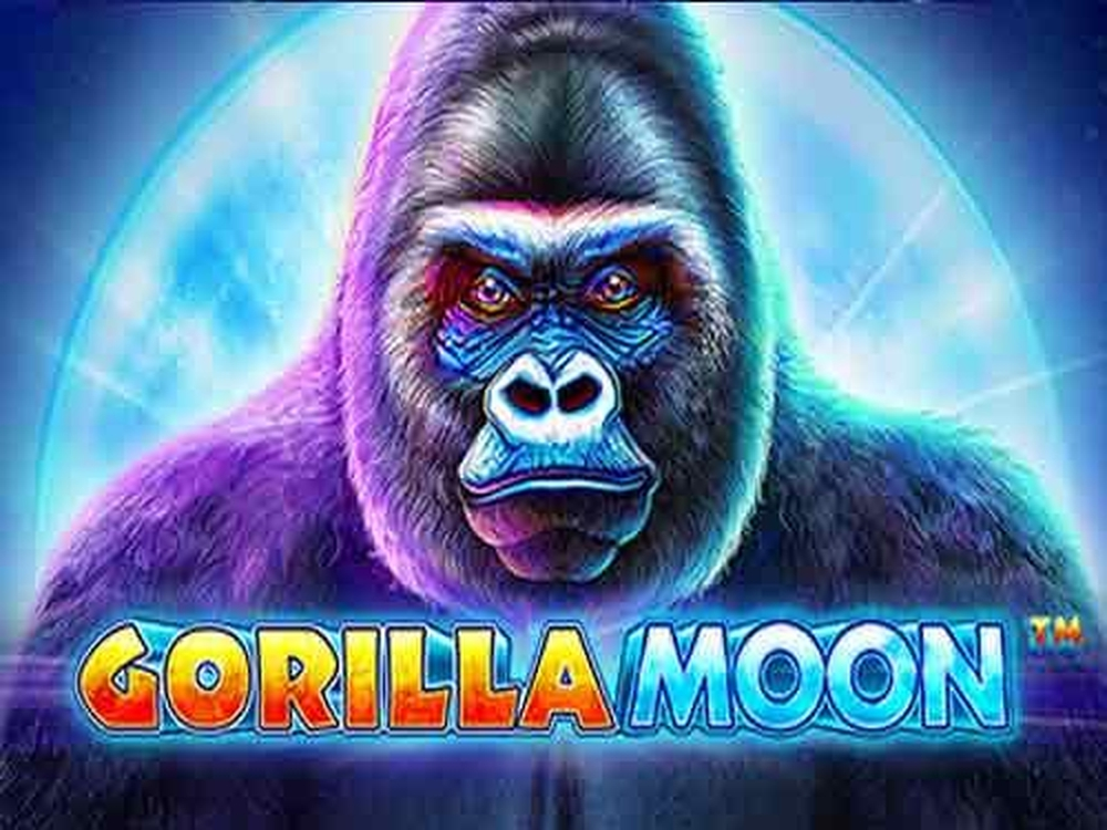 Win Money in Gorilla Moon Free Slot Game by Skywind