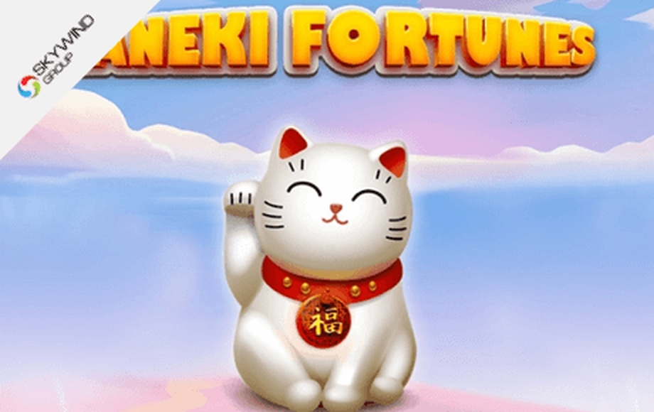 Win Money in Maneki Fortunes Free Slot Game by Skywind