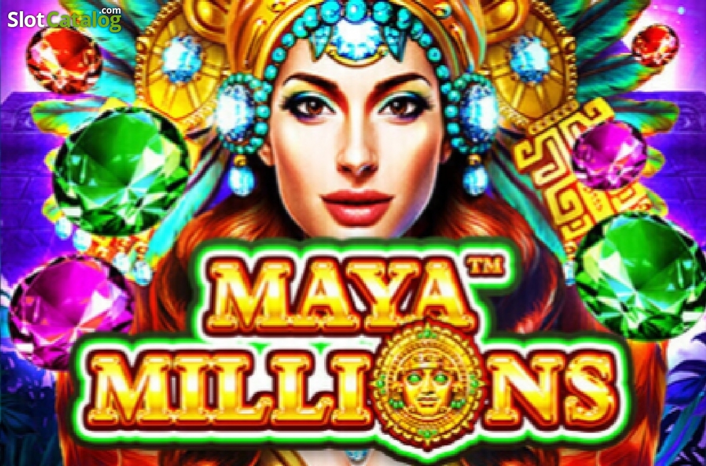 Win Money in Maya Millions Free Slot Game by Skywind