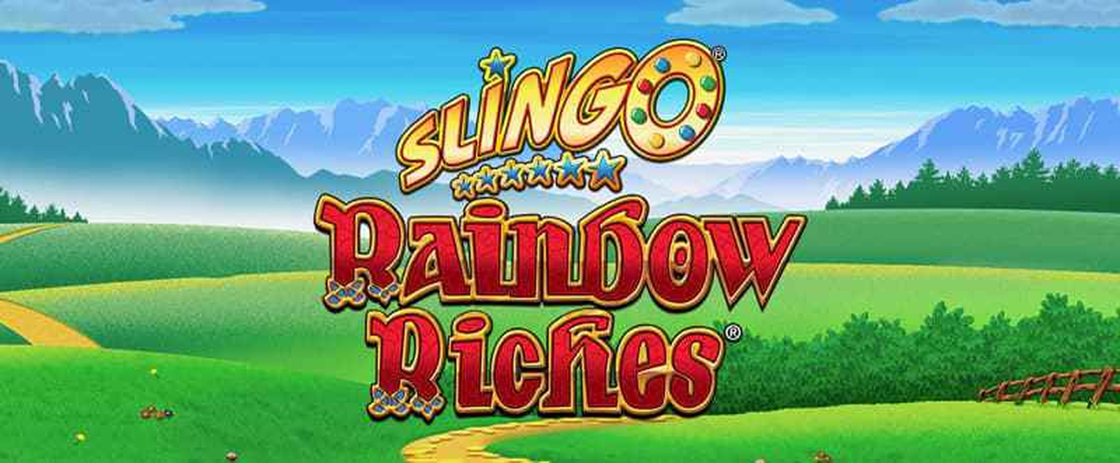 The Slingo Rainbow Riches Online Slot Demo Game by Slingo
