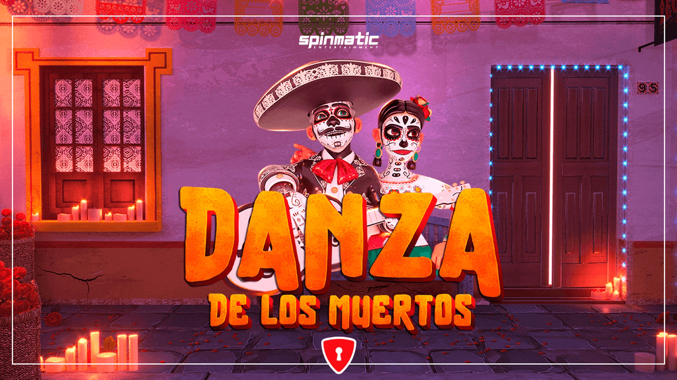 The Danza De Los Muertos Online Slot Demo Game by Spinmatic