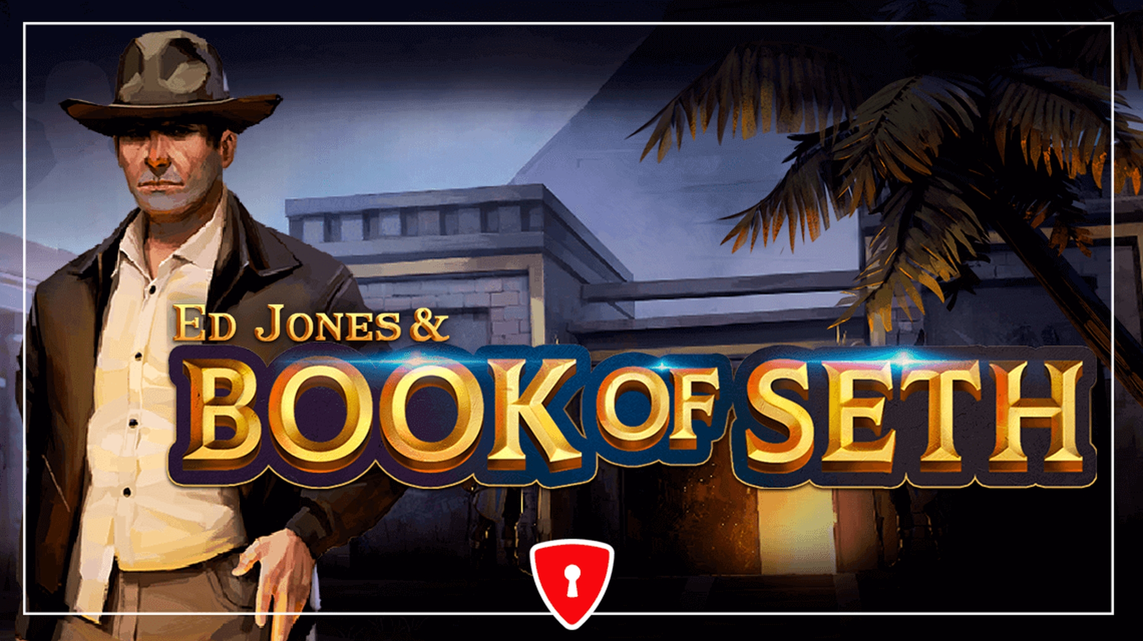 The Ed Jones & Book of Seth Online Slot Demo Game by Spinmatic