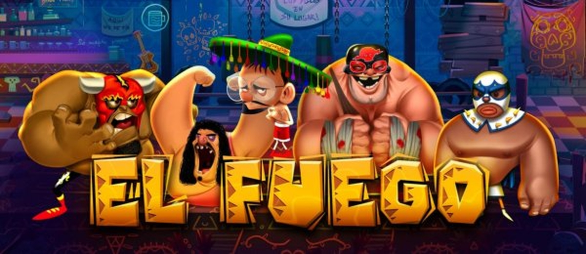The El Fuego Online Slot Demo Game by Spinmatic
