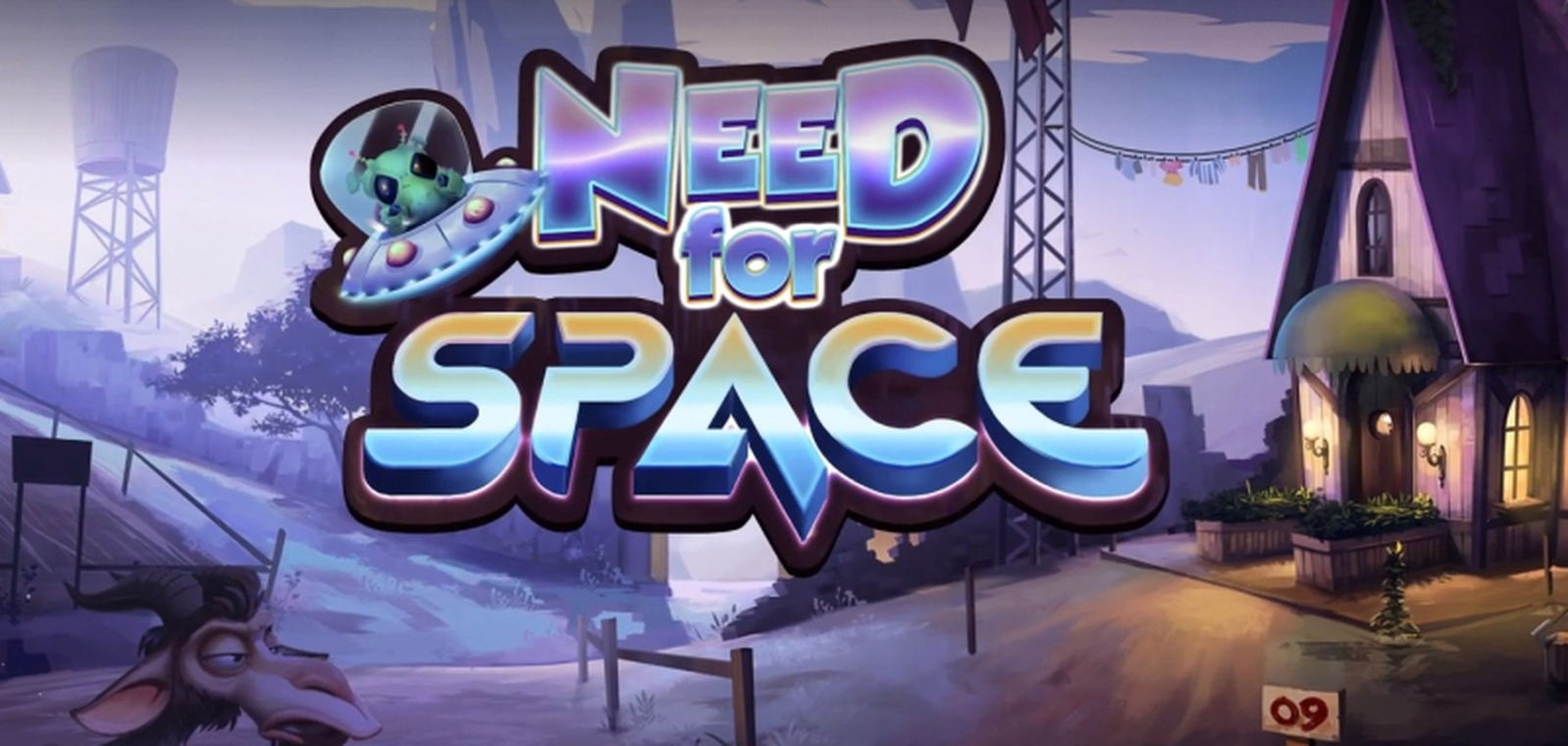 The Need for Space Online Slot Demo Game by Spinmatic