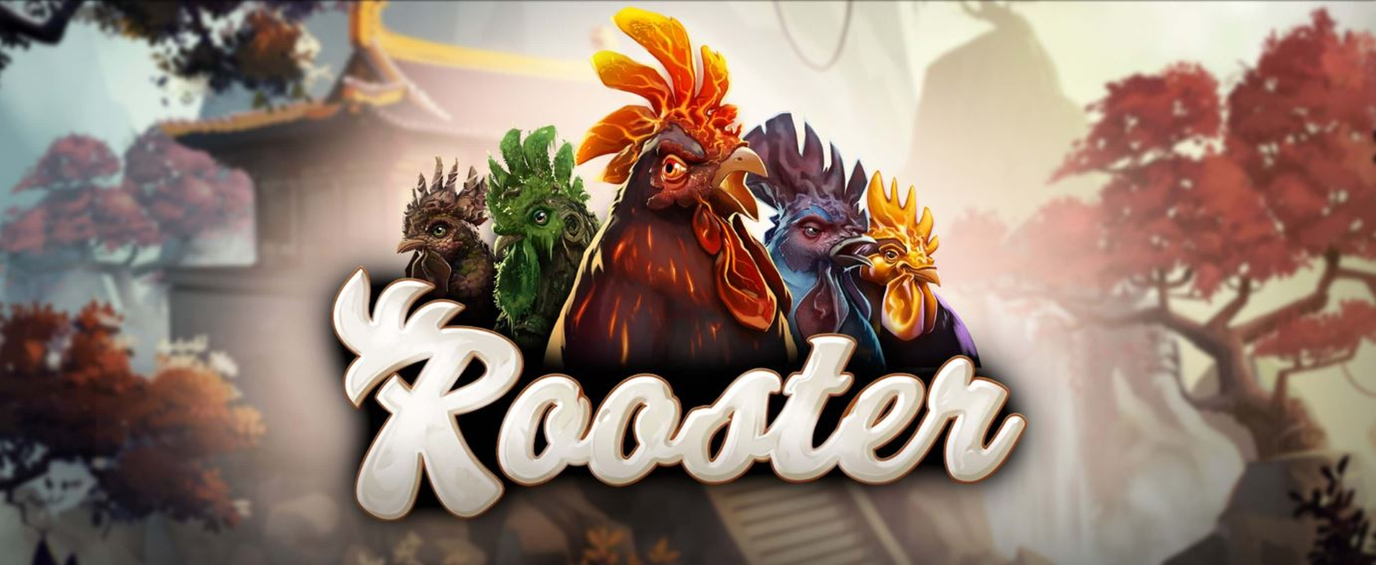 The Rooster Online Slot Demo Game by Spinmatic