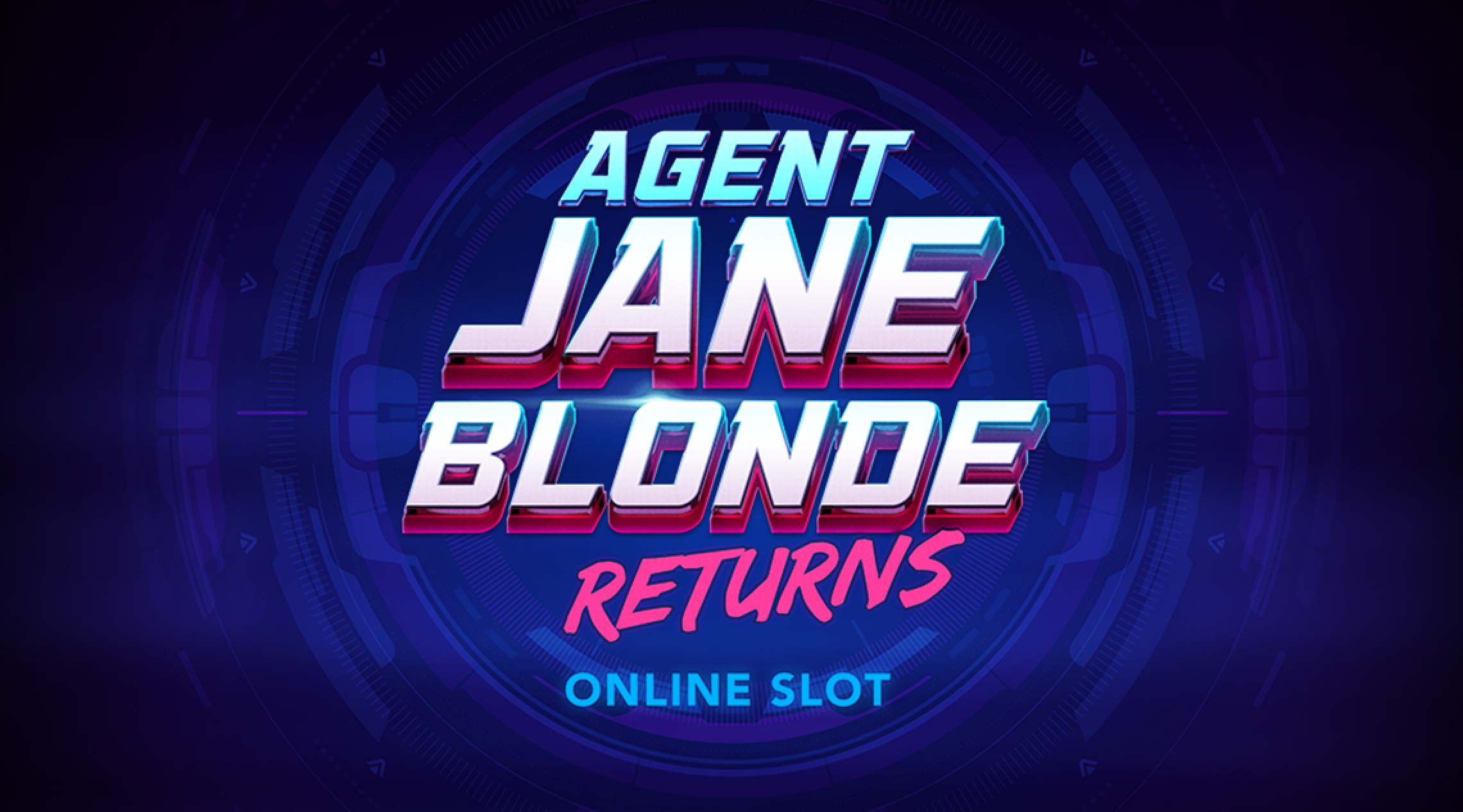 The Agent Jane Blonde Returns Online Slot Demo Game by Stormcraft Studios