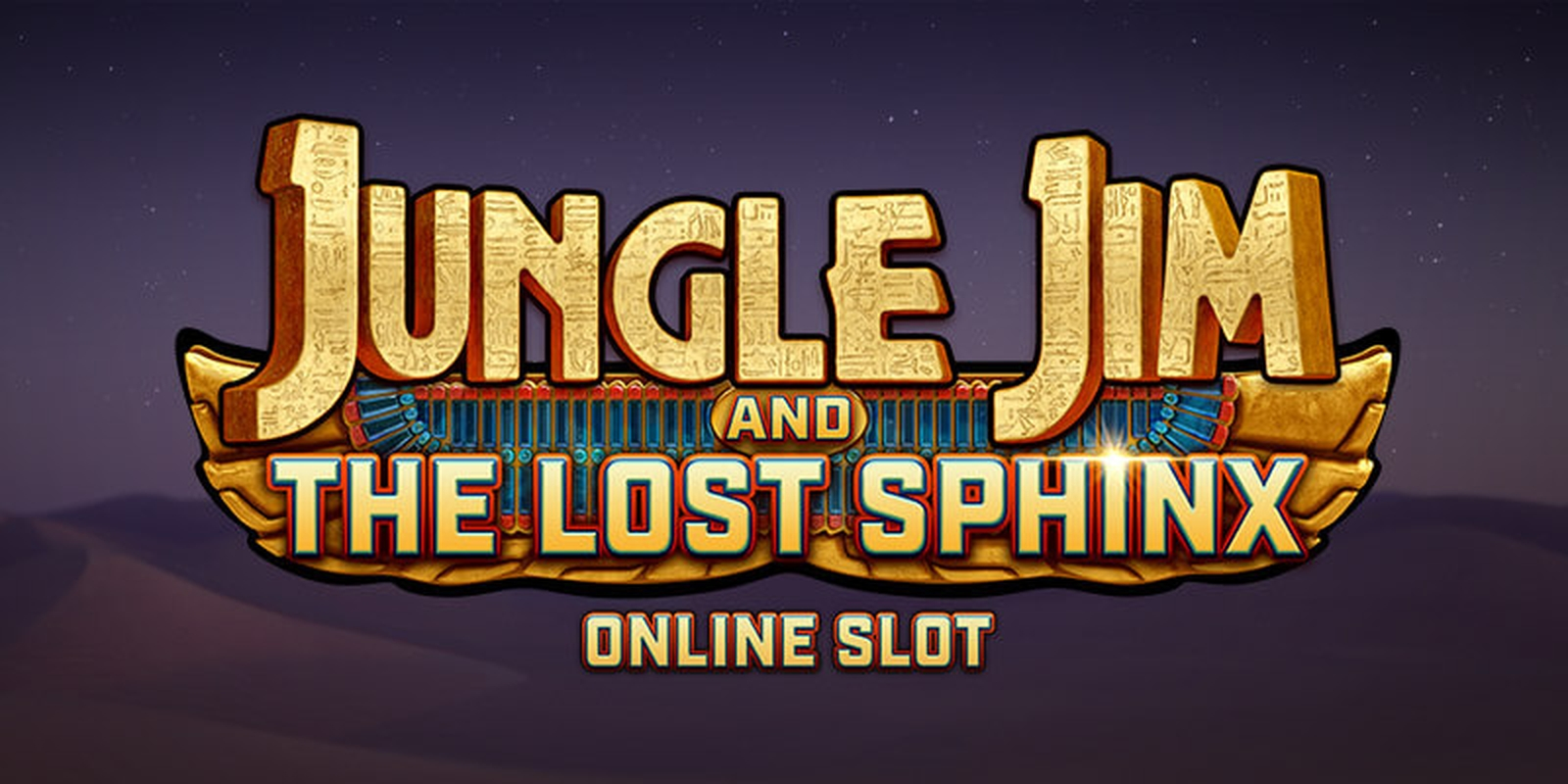 The Jungle Jim And The Lost Sphinx Online Slot Demo Game by Stormcraft Studios