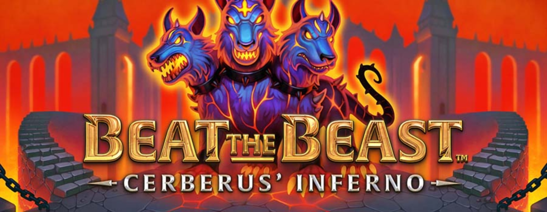 The Beat the Beast Cerberus Inferno Online Slot Demo Game by Thunderkick