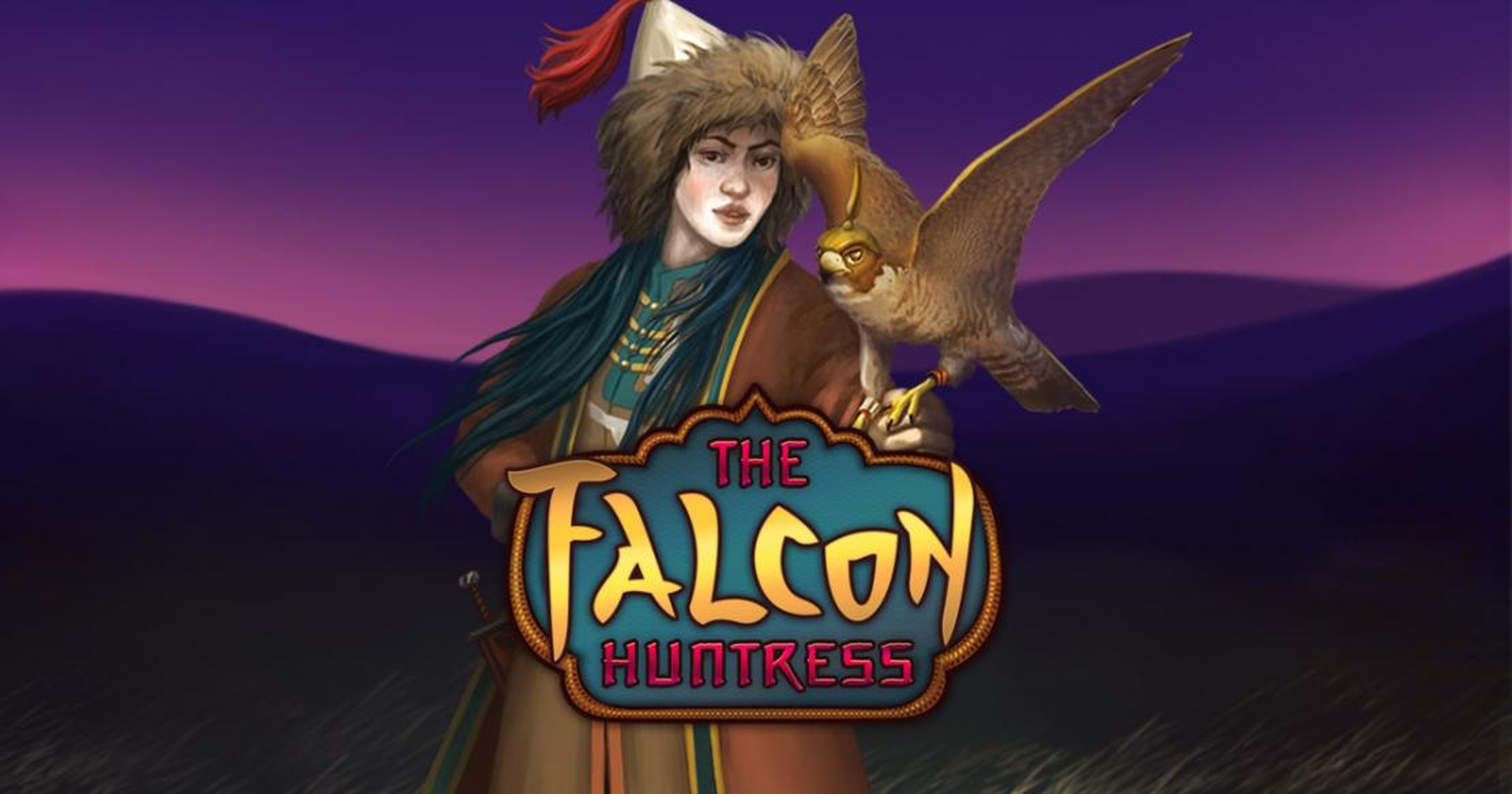 Play The Falcon Huntress Free Casino Slot Game by Thunderkick