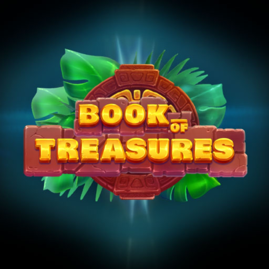 The Book of Treasures	 Online Slot Demo Game by Thunderspin