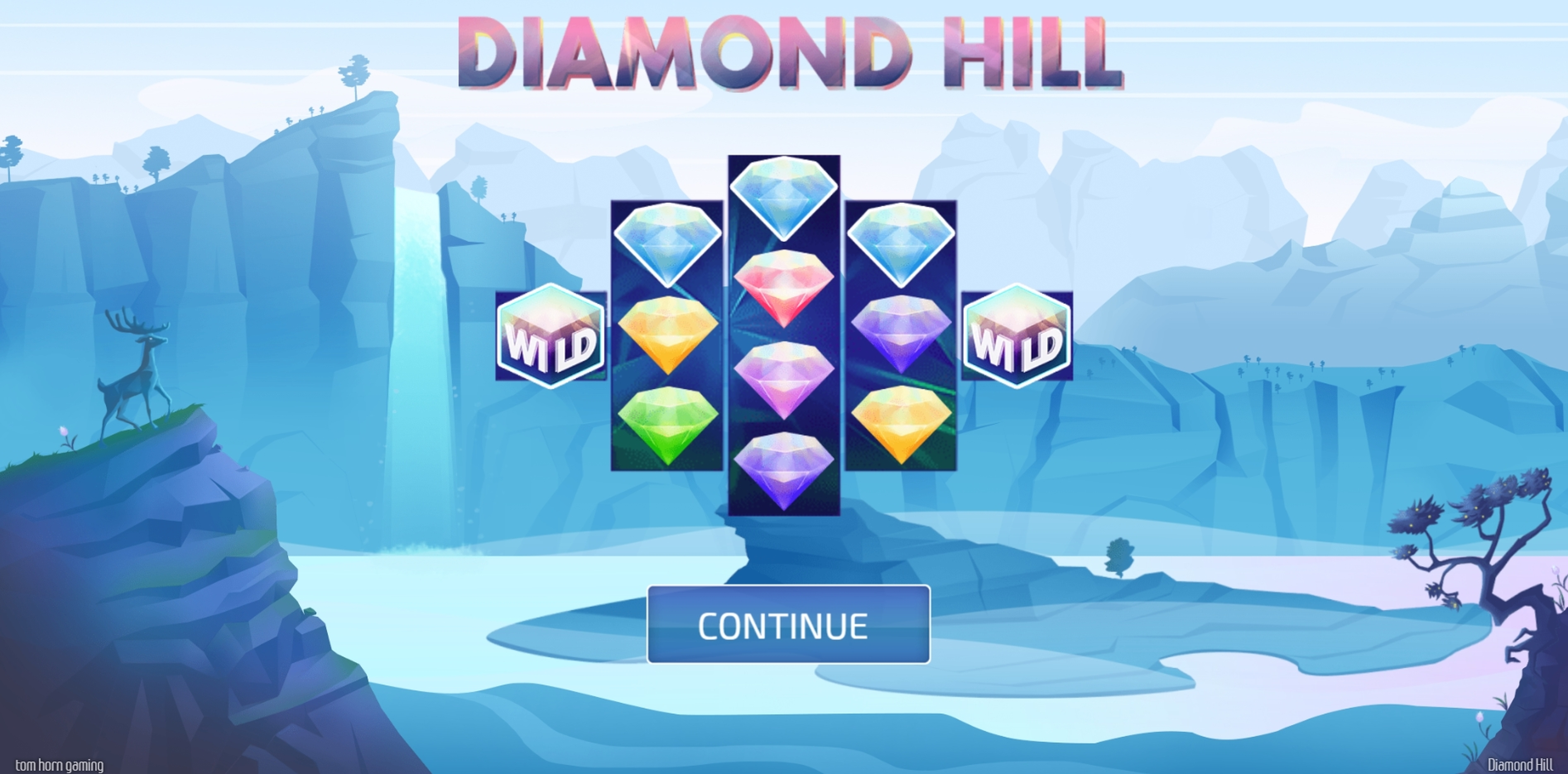 Play Diamond Hill Free Casino Slot Game by Tom Horn Gaming