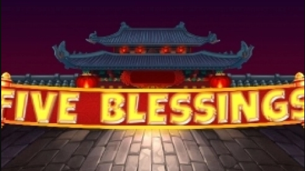 The Five Blessings	(Triple Profits Games) Online Slot Demo Game by Triple Profits Games