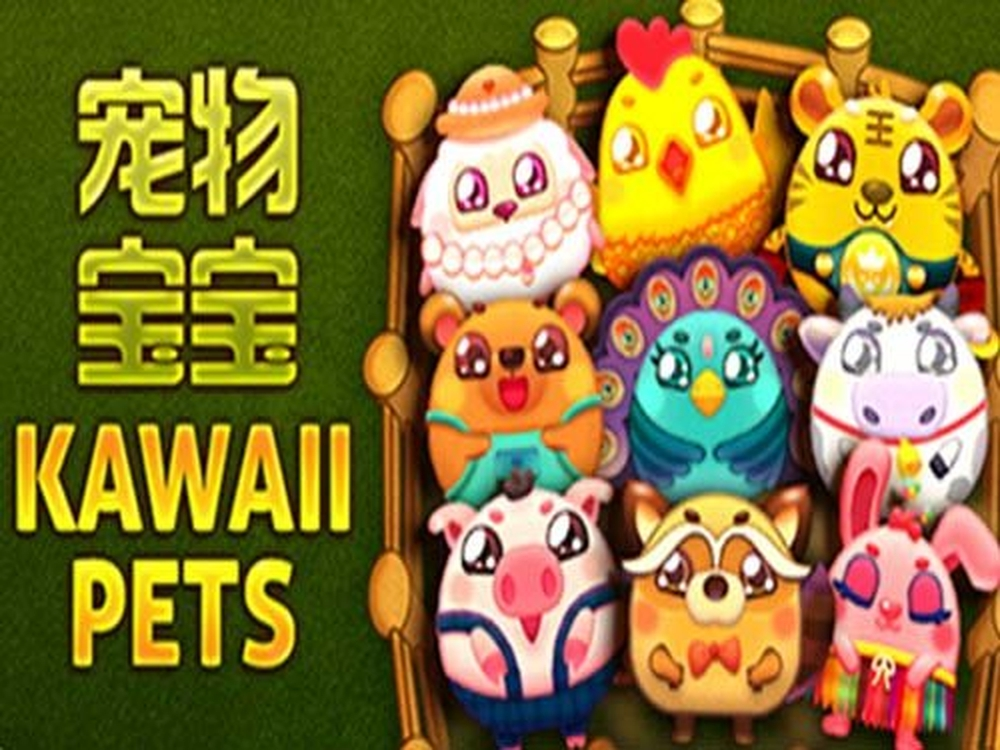 The Kawaii Pets Online Slot Demo Game by Triple Profits Games