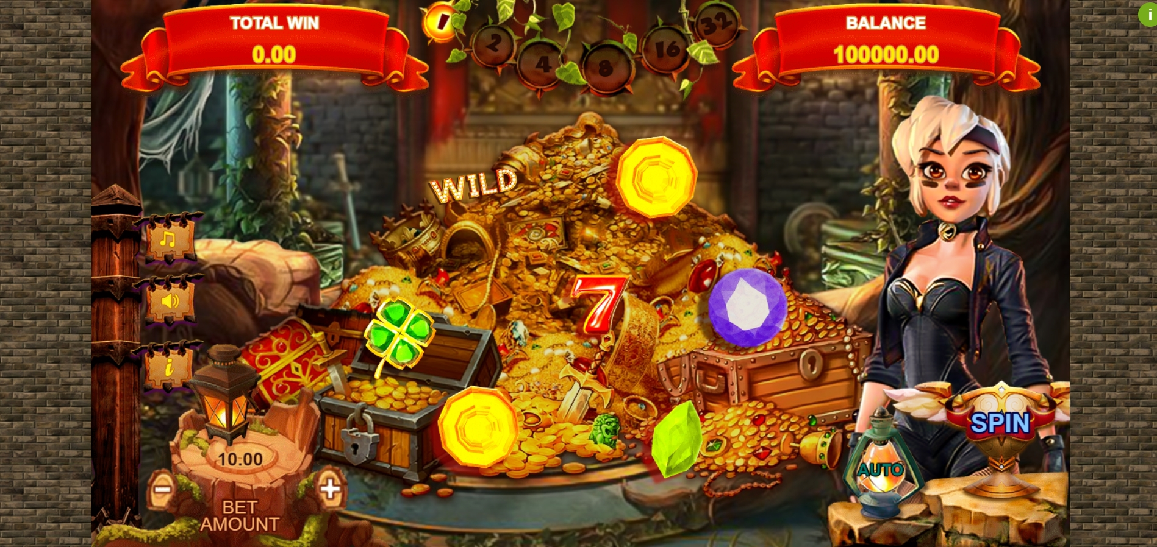 Reels in Lucky Gems (Triple Profits Games) Slot Game by Triple Profits Games