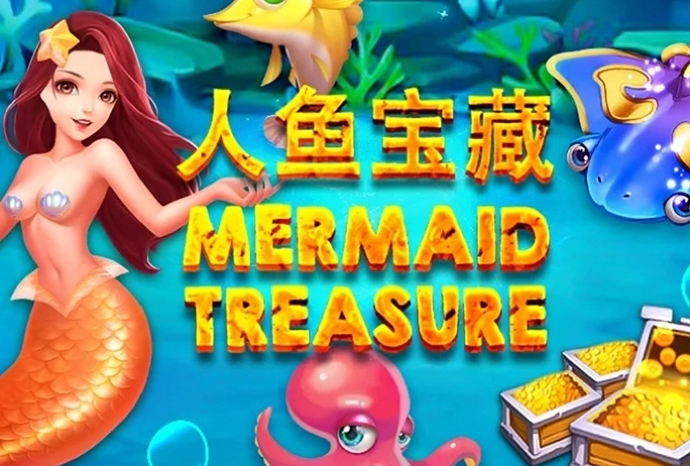 The Mermaid Treasure Online Slot Demo Game by Triple Profits Games