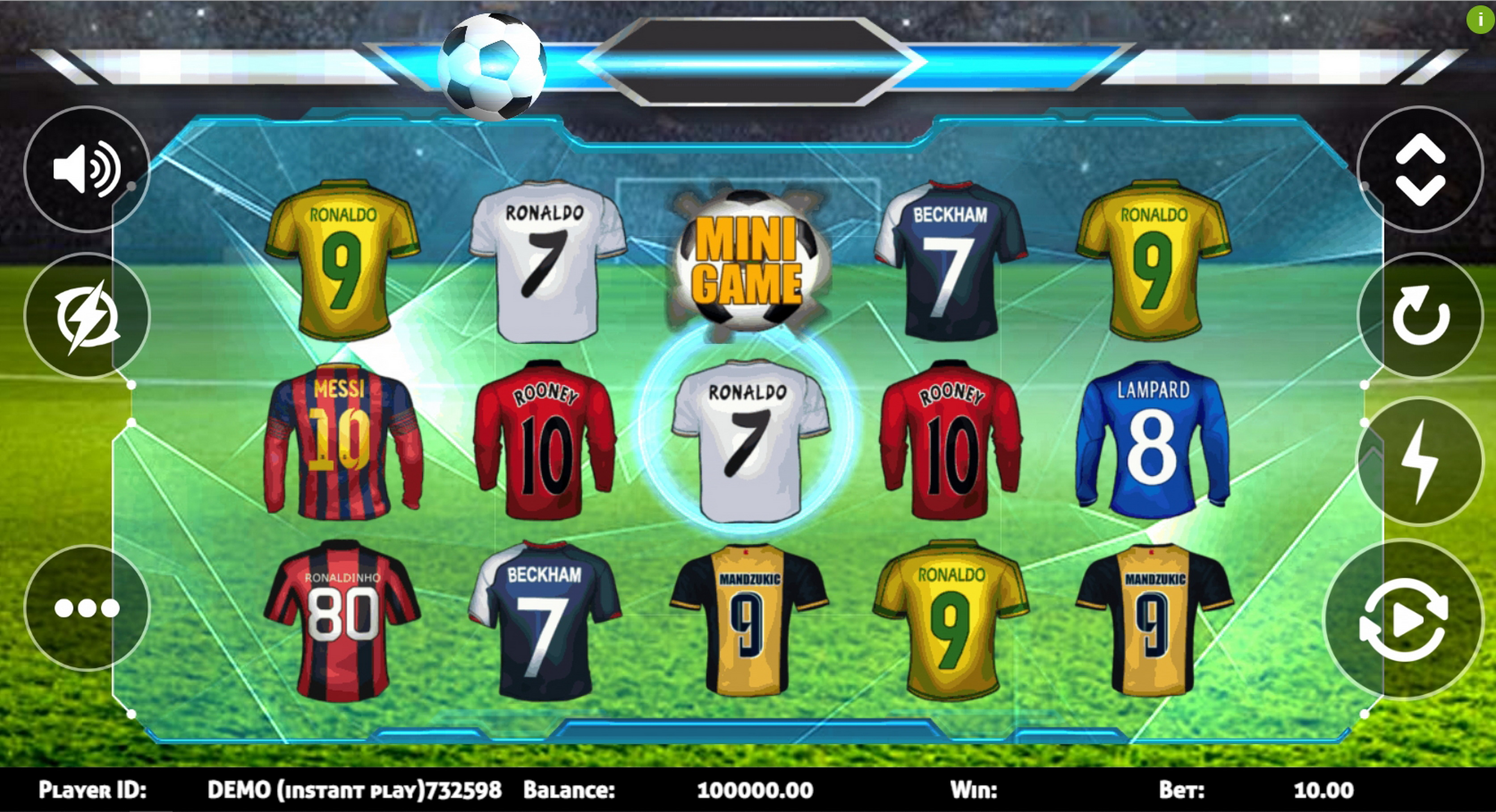 Reels in Soccer (Triple Profits Games) Slot Game by Triple Profits Games