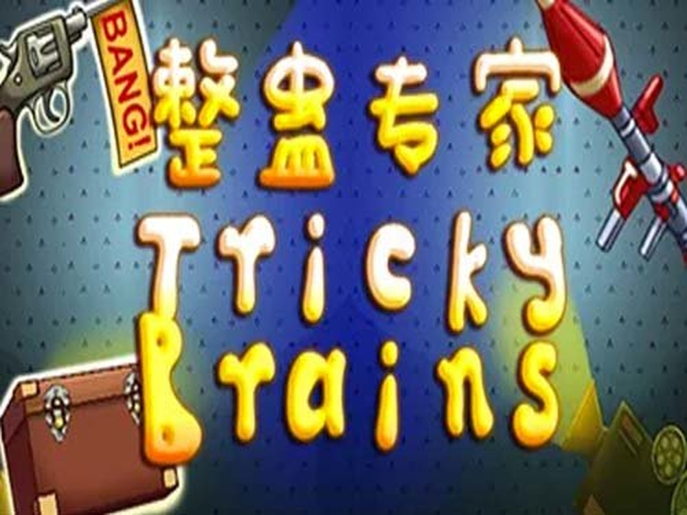 The Tricky Brains Online Slot Demo Game by Triple Profits Games