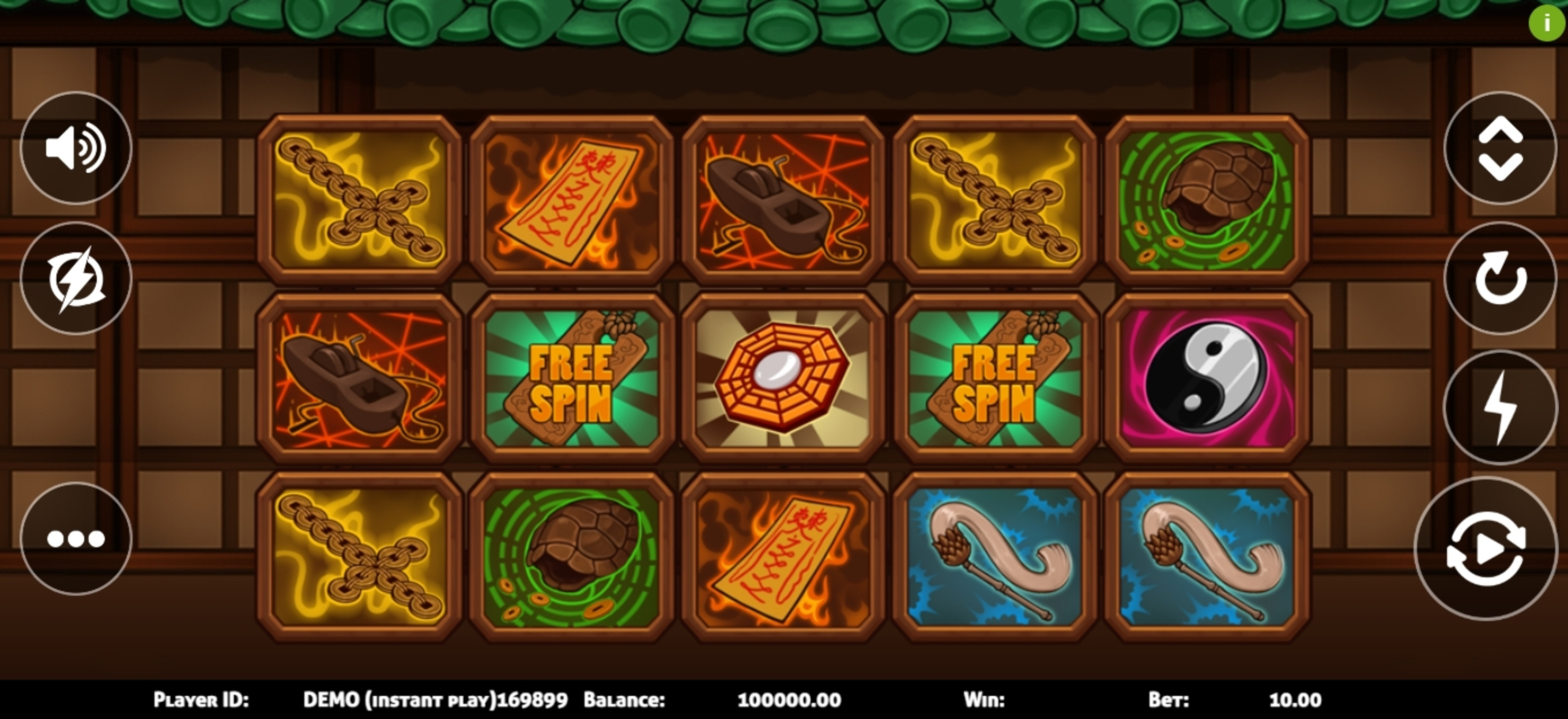 Reels in Zombie (Triple Profits Games) Slot Game by Triple Profits Games