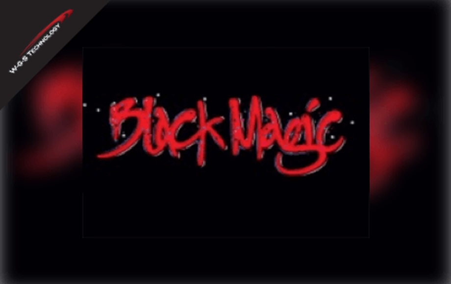 The Black Magic (WGS Technology) Online Slot Demo Game by Wager Gaming