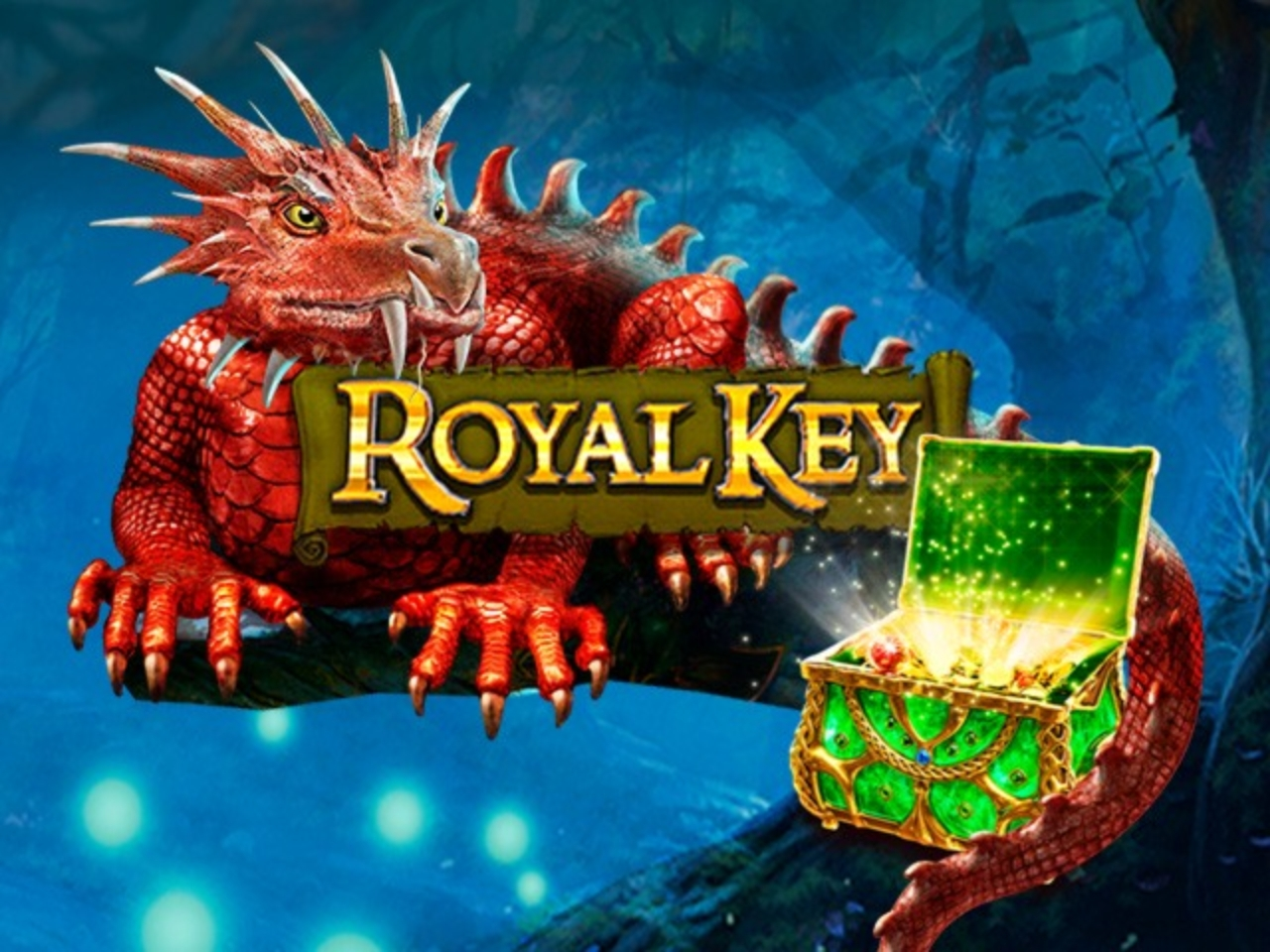 The Royal Key Online Slot Demo Game by World Match